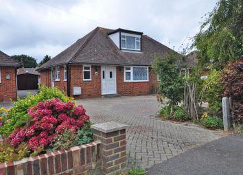 Thumbnail 3 bed semi-detached bungalow for sale in Ersham Road, Hailsham