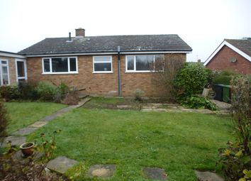 Thumbnail 2 bed bungalow for sale in Bracken Avenue, Overstrand, Cromer
