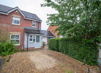 Thumbnail 3 bed terraced house for sale in The Drove, Thorpe Marriott, Norwich