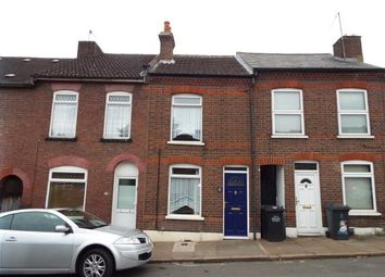 Thumbnail 3 bedroom terraced house for sale in Jubilee Street, Luton, Bedfordshire
