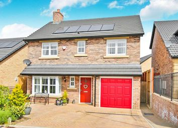 Thumbnail 4 bedroom detached house for sale in Lawther Walk, Shotley Bridge, Consett