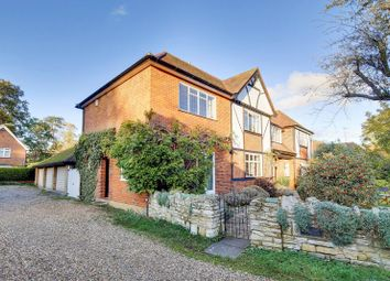 Thumbnail 4 bed detached house for sale in The Green, Datchet, Slough