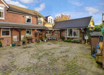 Thumbnail 3 bed semi-detached house for sale in London Road, Elworth, Sandbach