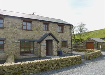 Thumbnail 2 bedroom barn conversion to rent in Moor House Granary, Broughton Beck, Nr Ulverston