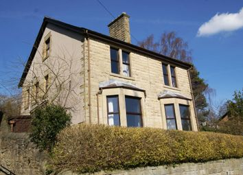 Thumbnail 5 bed detached house to rent in Woolley Road, Matlock, Derbyshire DE4 3Hu