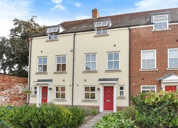 Thumbnail 4 bed town house for sale in Kitchen Garden Court, Hitchin