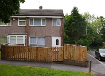 Thumbnail 3 bed semi-detached house to rent in Farnham Close, Lemington, Newcastle Upon Tyne