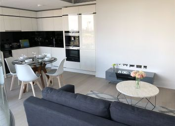 Thumbnail 1 bed flat to rent in The Corniche, London