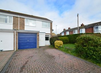 Thumbnail 3 bedroom terraced house for sale in Southfield Avenue, Weymouth