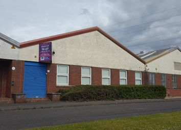 Thumbnail Industrial to let in 43 Carlyle Avenue, Hillington Park, Glasgow
