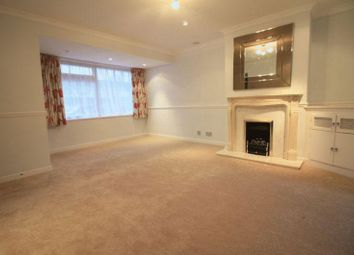 Thumbnail 3 bed semi-detached house to rent in The Chine, Winchmore Hill, London