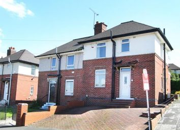 Thumbnail 2 bed semi-detached house for sale in Walden Road, Sheffield, South Yorkshire