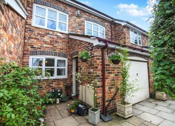 Thumbnail 3 bed terraced house for sale in Newton Hall Mews St. Anns Road, Middlewich