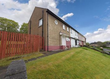 Thumbnail 3 bed end terrace house for sale in Barscube Terrace, Paisley