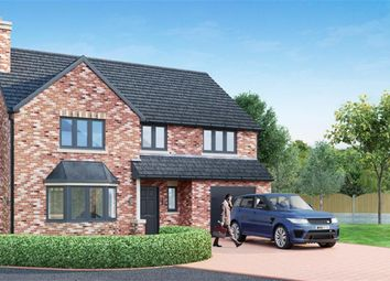 Thumbnail 4 bed detached house for sale in Plot 4, Coopers Court