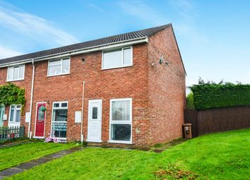 Thumbnail 2 bed end terrace house for sale in Maes Briallu, Caerphilly