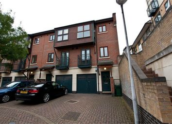 Thumbnail 3 bed town house to rent in Southey Mews, London