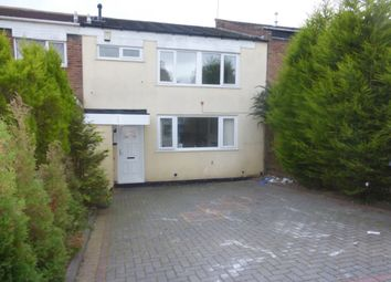 Thumbnail 4 bedroom terraced house for sale in Rickyard Piece, Quinton, Birmingham