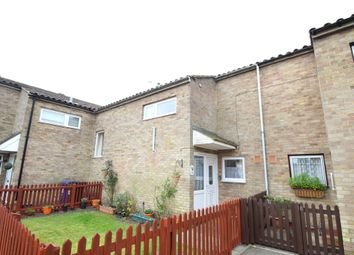 Thumbnail 3 bedroom terraced house for sale in Butley Court, Haverhill