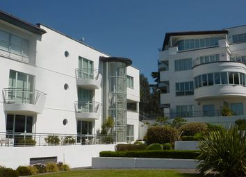 Thumbnail 2 bed flat to rent in Conning Towers Haven Road, Canford Cliffs, Poole