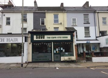Thumbnail Commercial property for sale in 59 Hyde Park Road, Plymouth, Devon