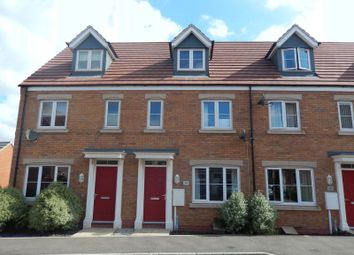 Thumbnail 3 bedroom town house for sale in Frome Gardens, Bingham, Nottingham