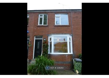 Thumbnail 2 bed terraced house to rent in Annesley Road, Sheffield