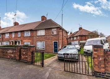 Thumbnail 3 bedroom end terrace house for sale in St. Stephens Road, West Bromwich