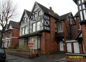 Thumbnail 1 bed flat to rent in Selborne Road, Handsworth Wood, Birmingham