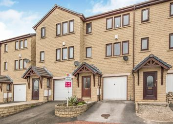 Thumbnail 3 bed town house for sale in Cliffe Street, Dewsbury