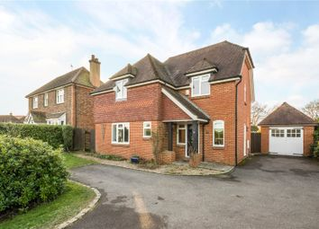 Thumbnail 4 bed detached house for sale in The Street, Capel, Dorking, Surrey