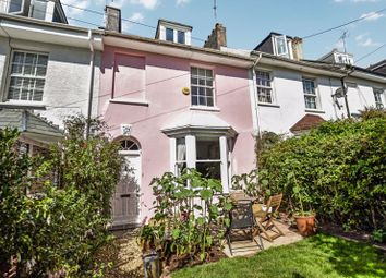 3 bed terraced house for sale in Albion Place, Exeter EX4