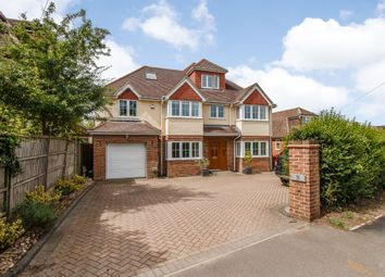 Thumbnail 6 bed detached house for sale in Matthewsgreen Road, Wokingham, Berkshire