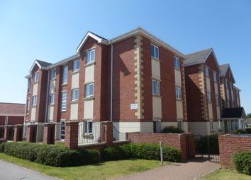 Thumbnail 2 bed flat for sale in Venables Court, Venables Way, Lincoln