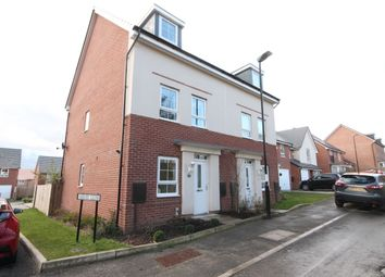 Thumbnail 3 bed semi-detached house for sale in Barmston Road, Washington
