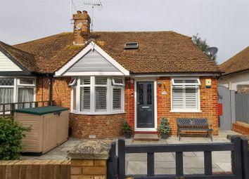Newlands Road, Ramsgate CT12. 3 bed semi-detached bungalow