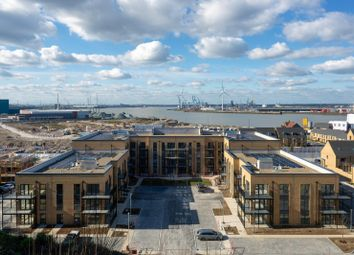 Thumbnail 2 bed property for sale in Berwick Square, Cable Wharf, Northfleet