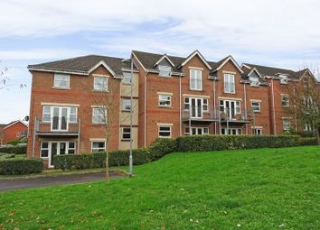 Thumbnail 2 bed flat for sale in Jubilee Close, Salisbury