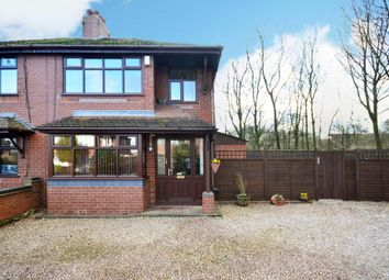 Thumbnail 3 bed semi-detached house for sale in Ash Grove, Blythe Bridge, Stoke-On-Trent
