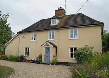 Thumbnail 4 bed detached house for sale in Forge House, Lower Somersham, Ipswich