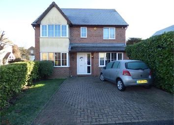 4 bed detached house for sale in Mimosa Close, Langdon Hills, Basildon SS16