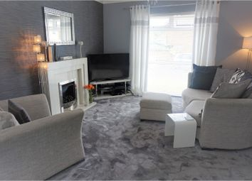 Thumbnail 3 bed semi-detached house for sale in Croffta, Dinas Powys
