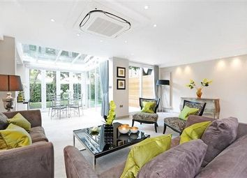 Thumbnail 4 bed terraced house to rent in Court Close, St John's Wood
