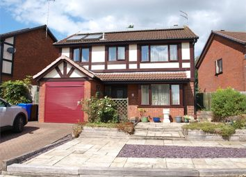 Thumbnail 4 bed detached house for sale in Winchcombe Drive, Burton-On-Trent, Staffordshire