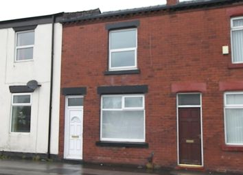 Thumbnail 2 bed terraced house to rent in Longcauseway, Farnworth