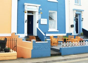 Thumbnail 5 bed terraced house for sale in Beachcomber B&B, Deer Park, Tenby, Pembrokeshire