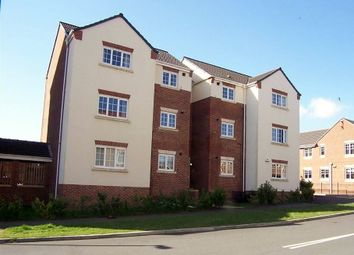 Thumbnail 2 bedroom flat for sale in Black Rock Way, Mansfield