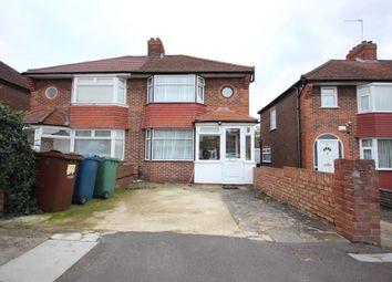 3 bed semi-detached house for sale in Orchard Grove, Burnt Oak, Edgware HA8