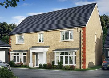 "Thumbnail 5 bed detached house for sale in ""The Woolstone"" at Vale Road, Bishops Cleeve, Cheltenham"