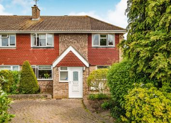 Thumbnail 4 bed semi-detached house for sale in Barfield, Dartford